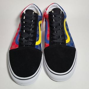 New Vans Old Skool OTW Rally Skate Shoes School